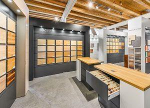 Platten Ausstellung von Holz-Hauff in Leingarten
