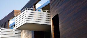 Balkon in weiß von Holz-Hauff in Leingarten