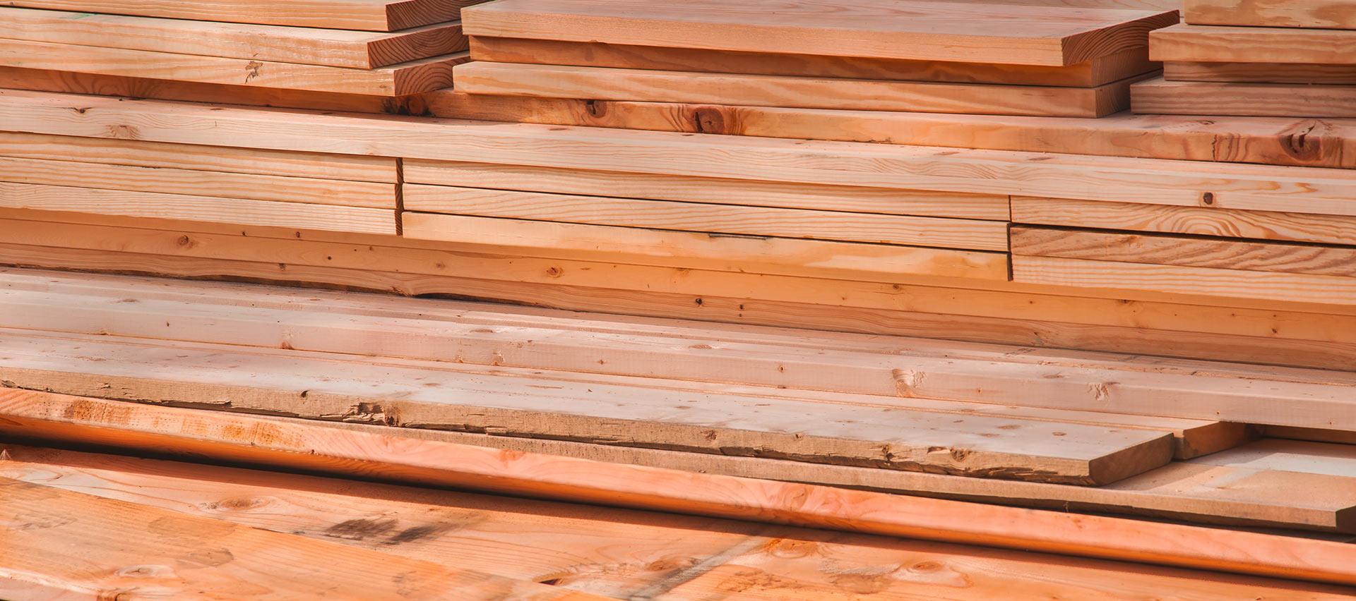 Bretter Detailansicht von Holz-Hauff in Leingarten