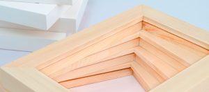 Fensterholz zum Bauen von Holz-Hauff in Leingarten
