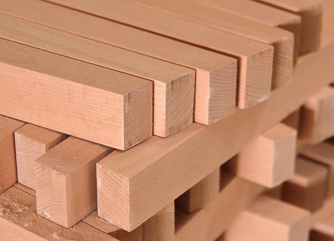 Fensterholz bei Holz-Hauff in Leingarten