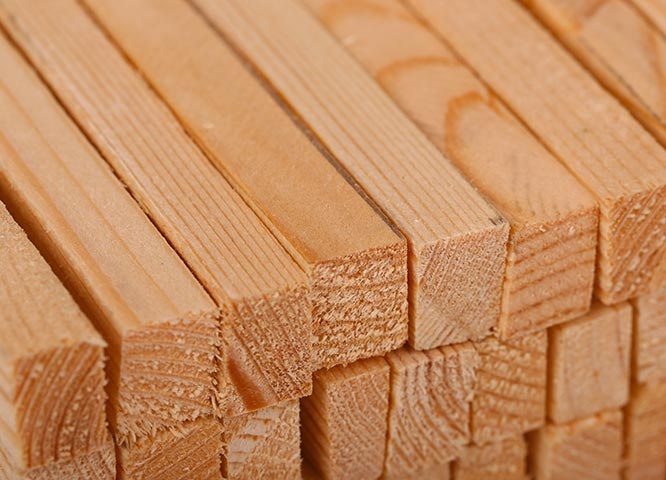 Kanthölzer Stärke von Holz-Hauff in Leingarten