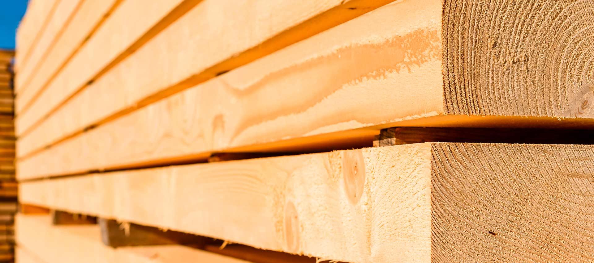 Kanthölzer Bauen mit Holz-Hauff in Leingarten