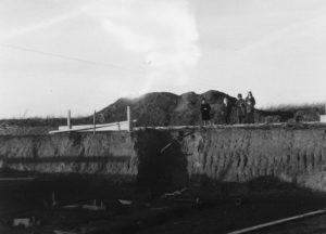 Geschichte von Holz-Hauff in Leingarten mit Umzug