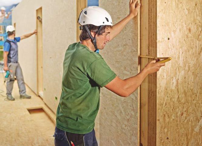 Latten Hausbau von Holz-Hauff in Leingarten