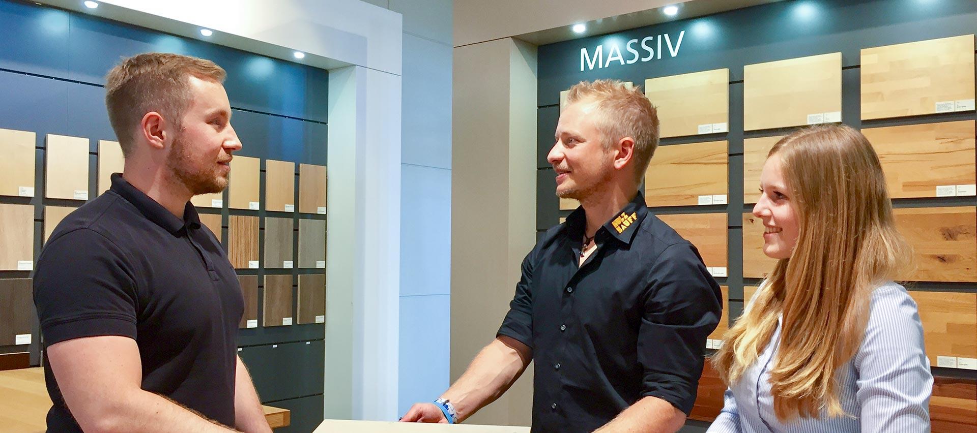 Beratung und Service bei Holz-Hauff in Leingarten