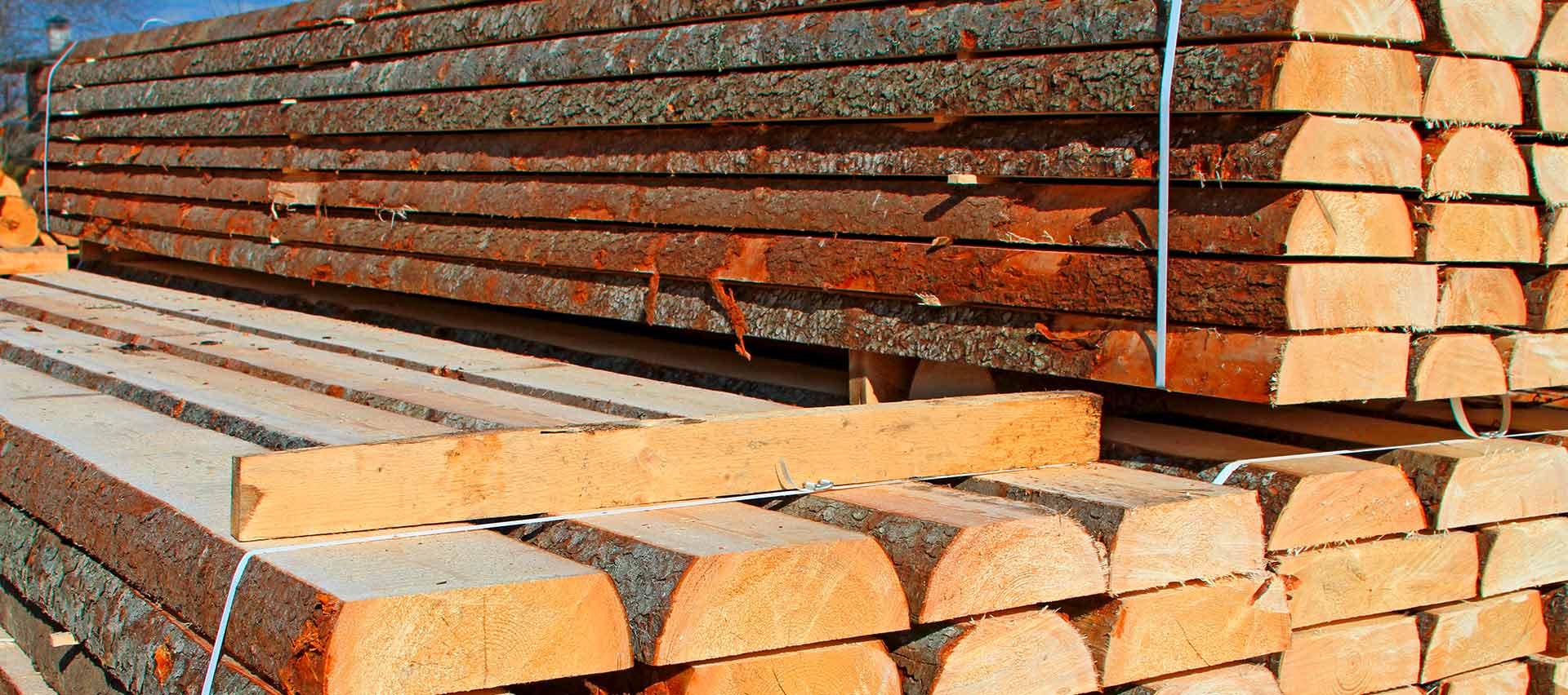 Blockware im Detail von Holz-Hauff in Leingarten