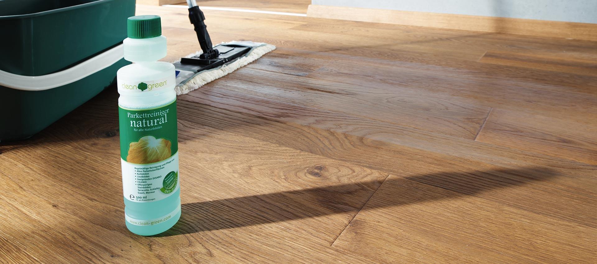 Bodenpflege Parkettreiniger von Holz-Hauff in Leingarten
