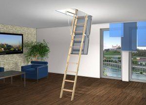Bauen mit Bodentreppen von Holz-Hauff in Leingarten