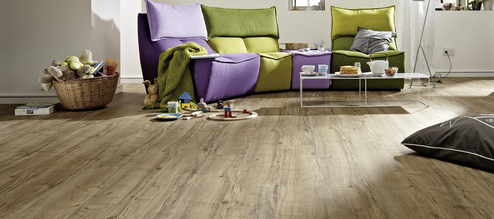 Designboden Holz von Holz-Hauff in Leingarten
