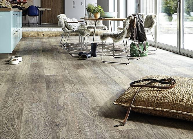 Designboden Holzoptik von Holz-Hauff in Leingarten