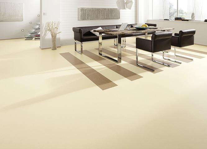 Designboden Linoleum von Holz-Hauff in Leingarten