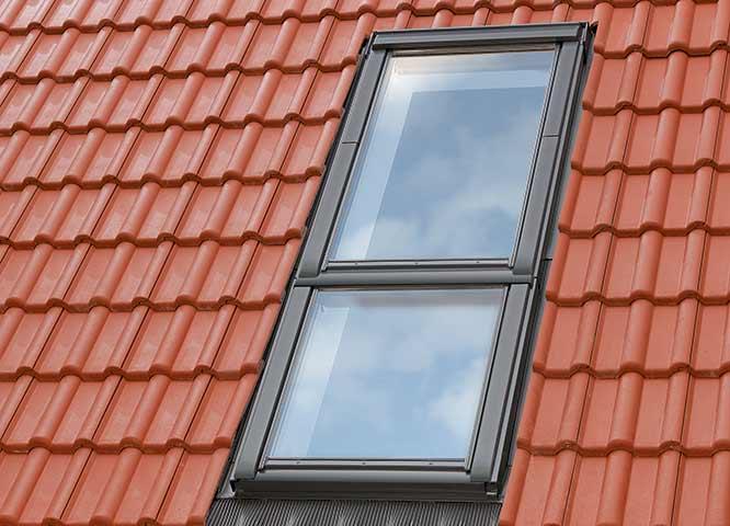 Doppelte Dachfenster von Holz-Hauff in Leingarten