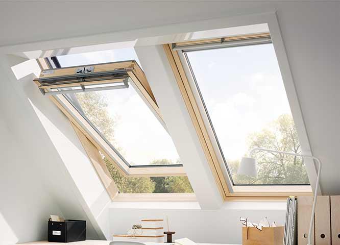 Dachfenster Natur von Holz-Hauff in Leingarten