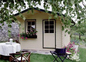 Gartenhäuser romantisch von Holz-Hauff in Leingarten