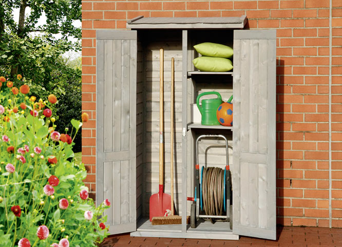 Gartenordnung Gartenschrank von Holz-Hauff in Leingarten