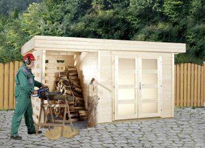 Gartenhäuser aus Holz von Holz-Hauff in Leingarten