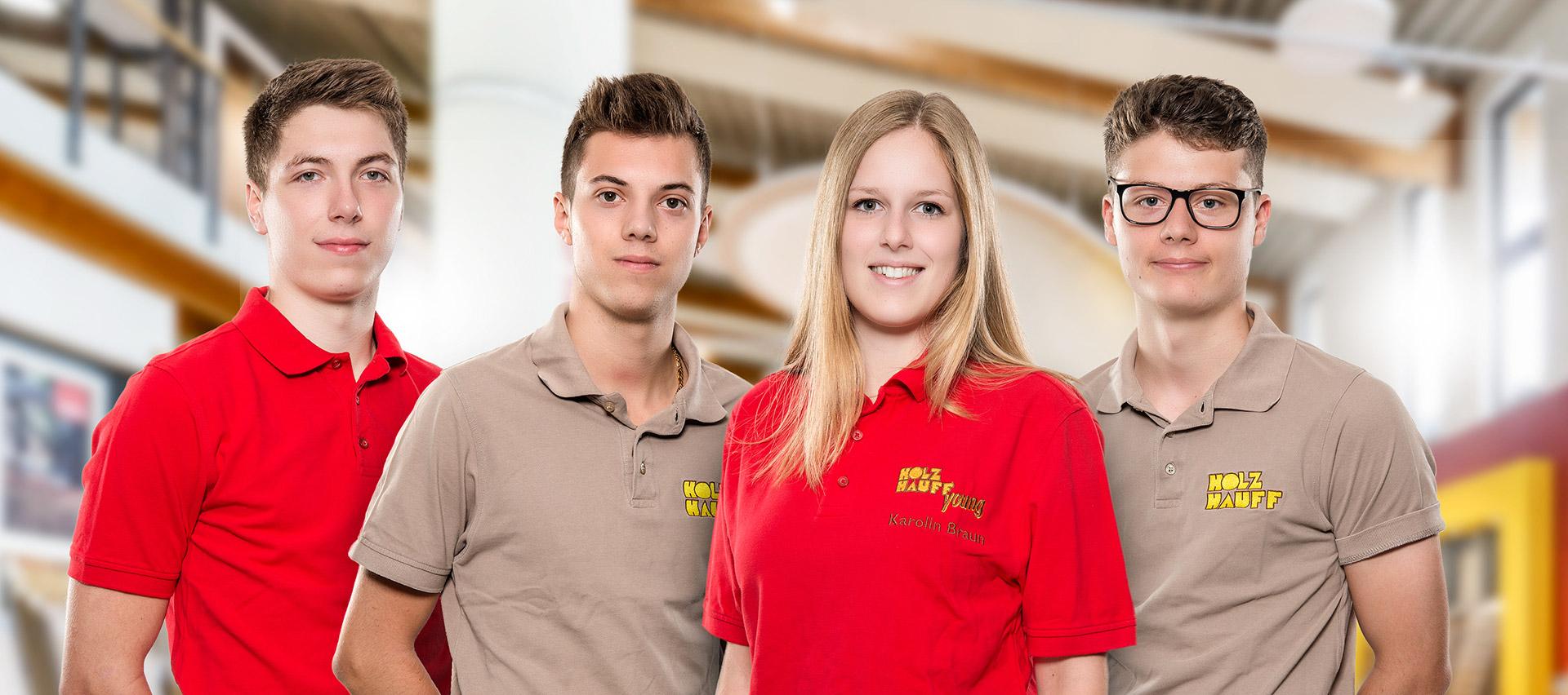 Ausbildung und Karriere bei Holz-Hauff in Leingarten