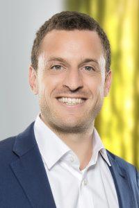 Ansprechpartner Geschäftsführung Fabian Hauff bei Holz-Hauff