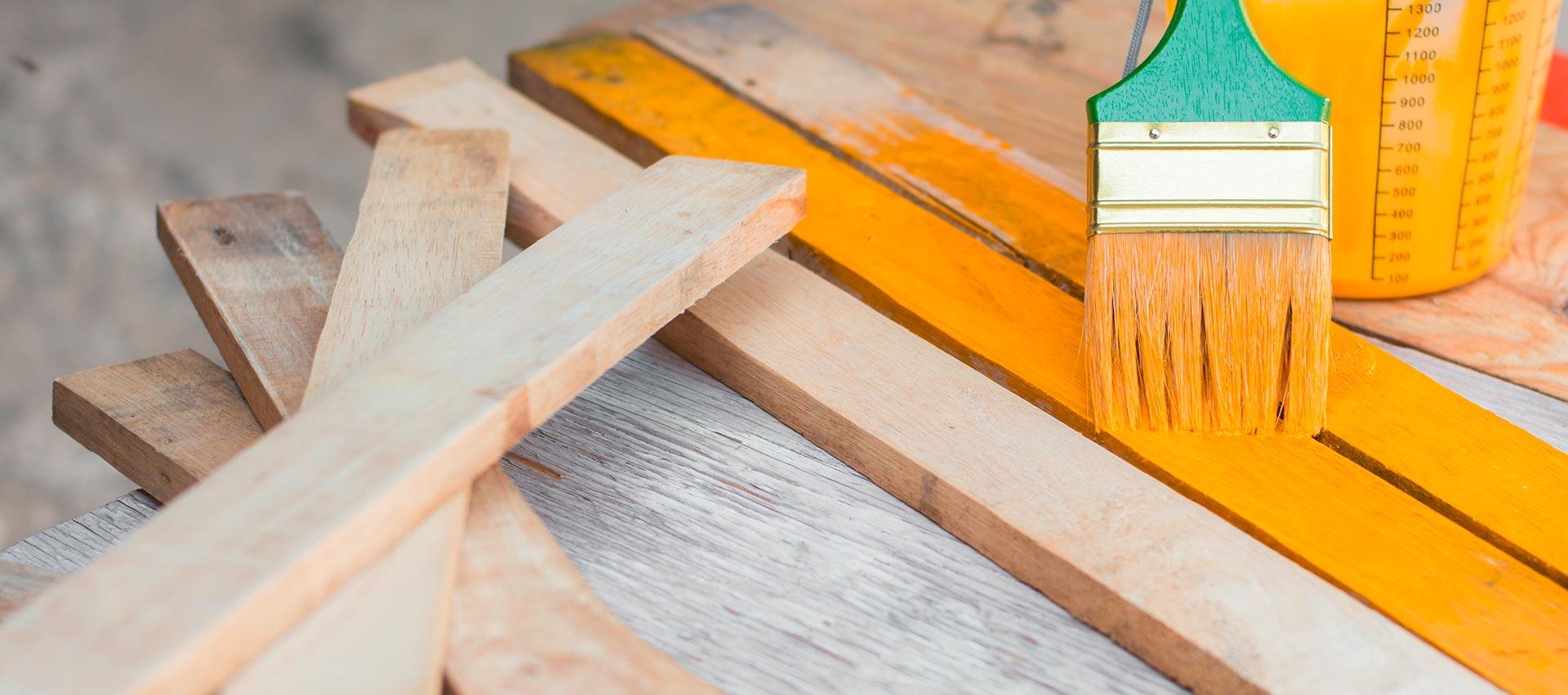 Holzschutz Holzlatten von Holz-Hauff in Leingarten
