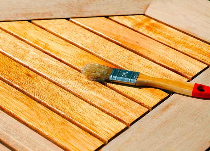 Holzschutz für den Garten von Holz-Hauff in Leingarten