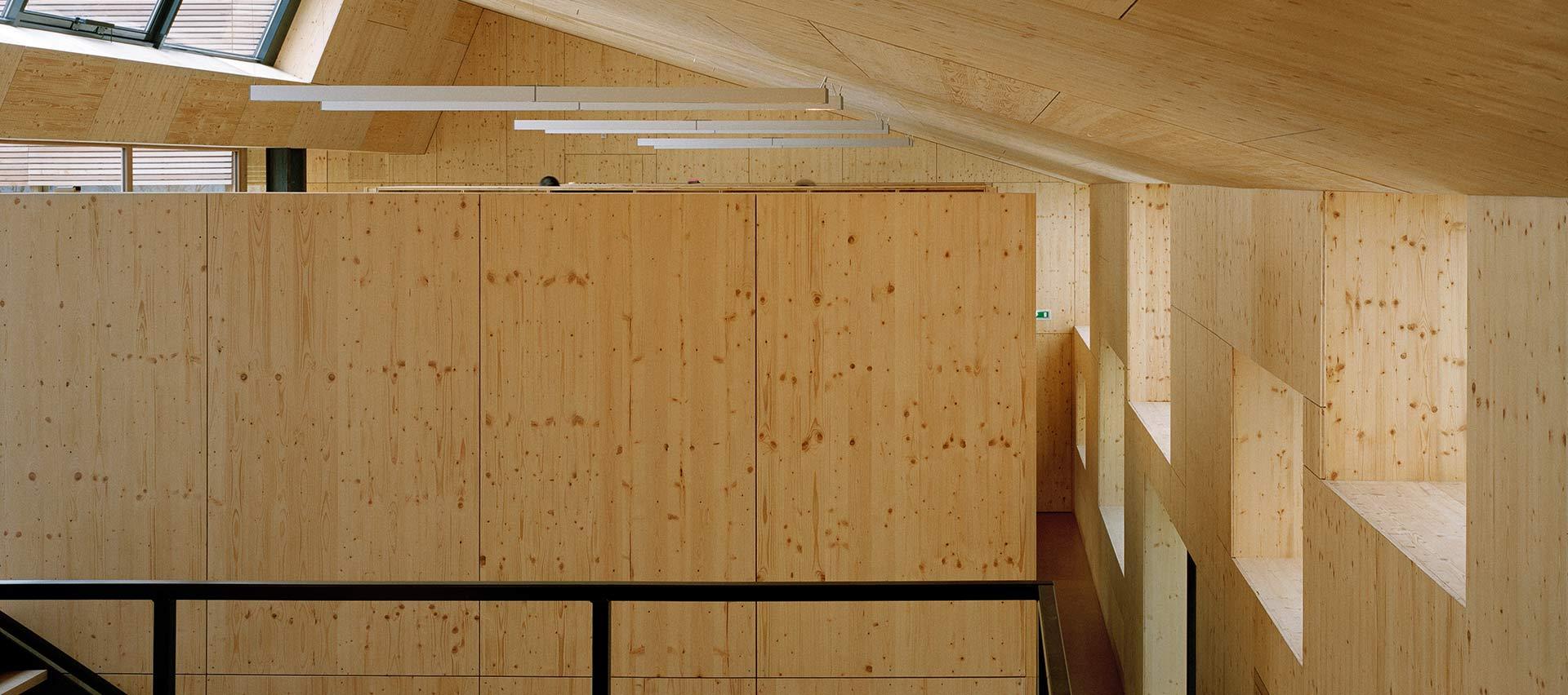 Leimholzplatten Innenverkleidung von Holz-Hauff in Leingarten