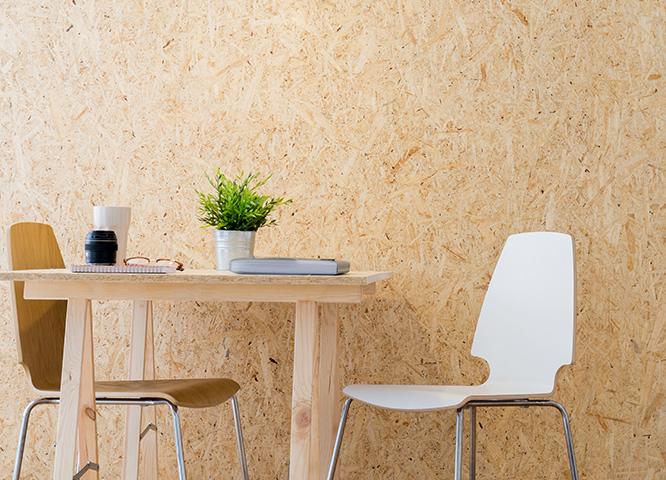 OSB-Platten Wand von Holz-Hauff in Leingarten