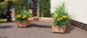 Gartenordnung Pflanzkasten von Holz-Hauff in Leingarten