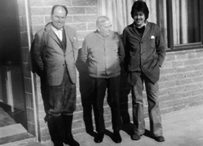 Geschichte von Holz-Hauff in Leingarten 1976