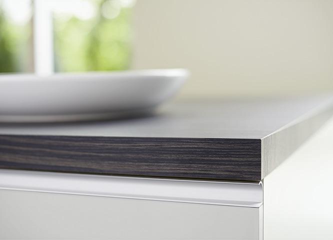 Schichtstoffplatten Detail bei Holz-Hauff in Leingarten