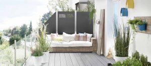 Sichtschutzzäune modern von Holz-Hauff in Leingarten