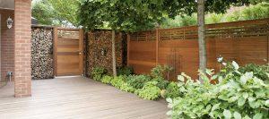 Sichtschutzzäune Holz von Holz-Hauff in Leingarten