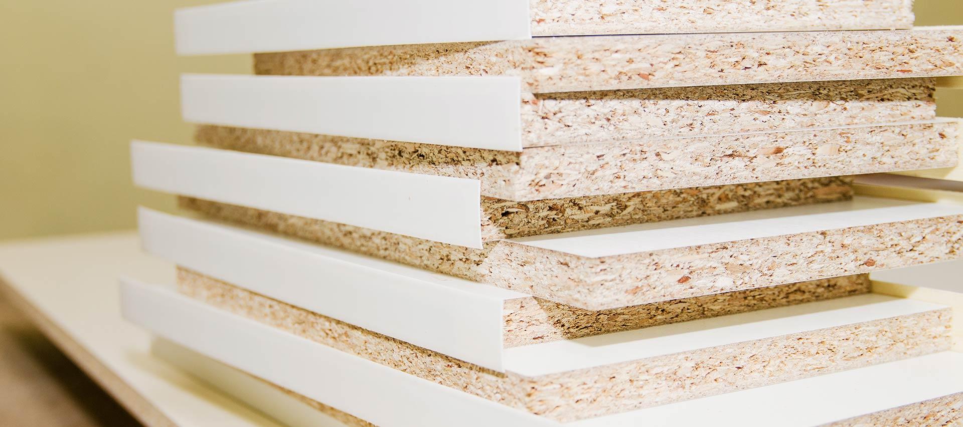 Bauen mit beschichteten Spanplatten von Holz-Hauff in Leingarten