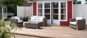 Terrassendielen Holz von Holz-Hauff in Leingarten