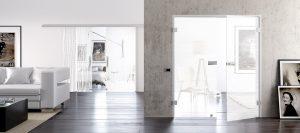 Glastüren meliert bei Holz-Hauff in Leingarten
