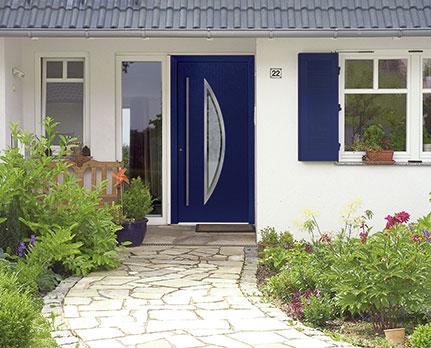 Türen Haustür von Holz-Hauff in Leingarten