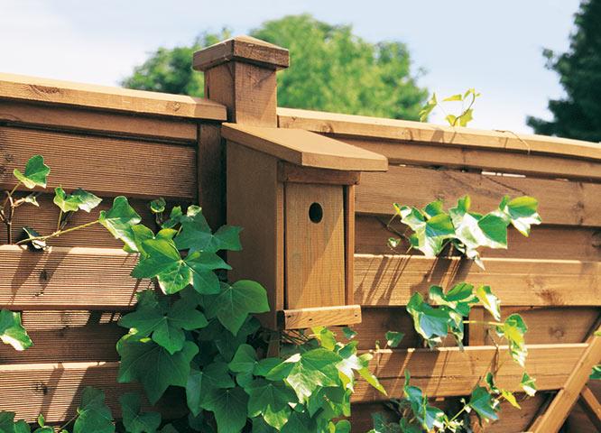 Gartenordnung Vogelhaus von Holz-Hauff in Leingarten
