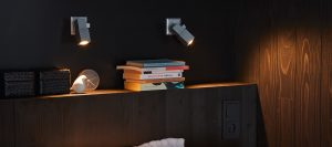 Beleuchtung im Schlafzimmer von Holz-Hauff in Leingarten