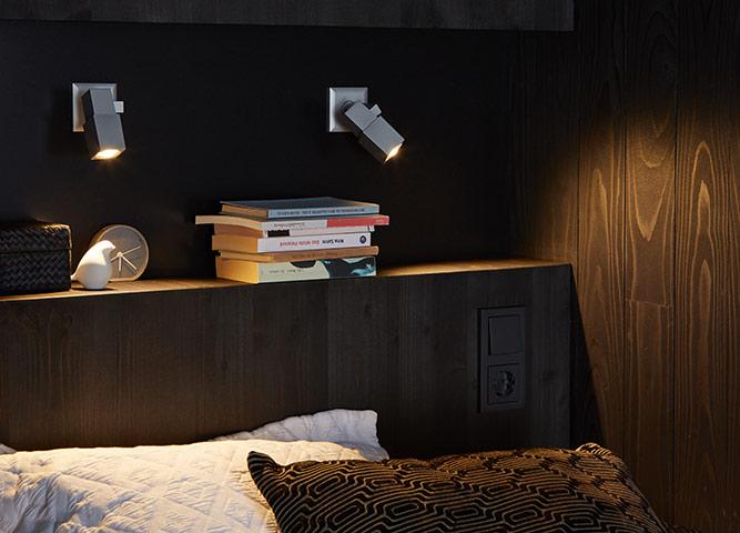 Wohnen mit Beleuchtung von Holz-Hauff in Leingarten