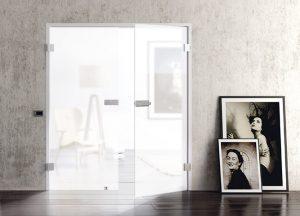Wohnen mit Glastüren von Holz-Hauff in Leingarten