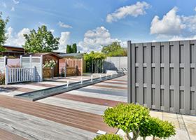 Terrassen-Vielfalt bei Holz-Hauff in Leingarten