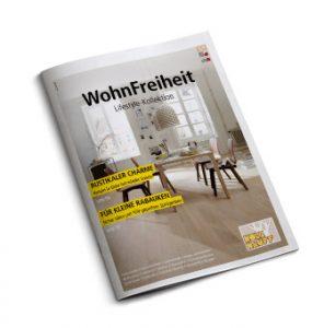 Blätterkatalog Wohnfreiheit bei Holz-Hauff in Leingarten