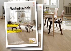 Neue Lifestyle-Kollektion 2015 bei Holz-Hauff in Leingarten