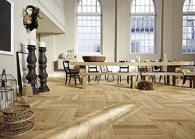 Parkettboden Ambiente von Holz-Hauff in Leingarten