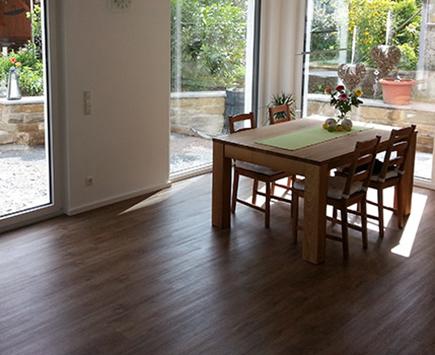 Referenzen zu Designboden von Holz-Hauff in Leingarten