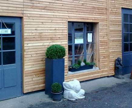 Referenzen zu Holzfassaden von Holz-Hauff in Leingarten