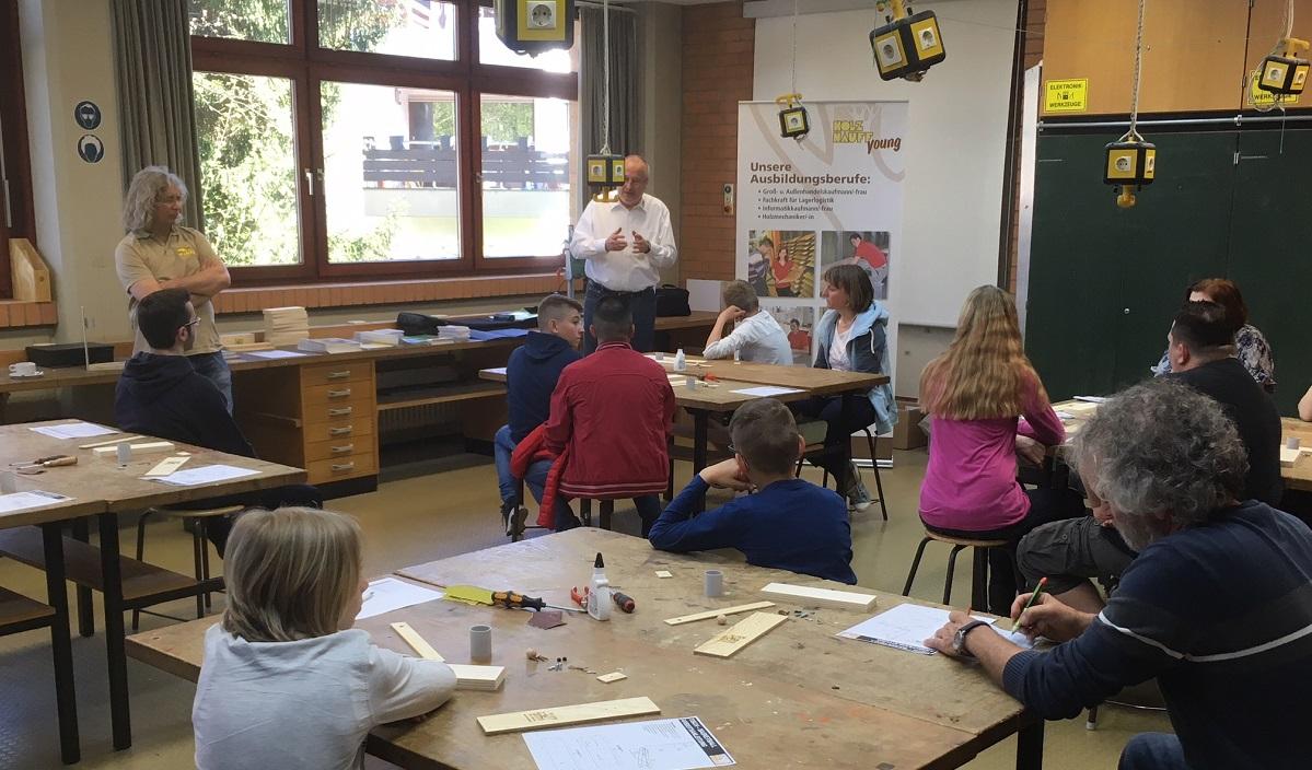 Eltern-Schüler-Werkstatt Eichbottschule Leingarten