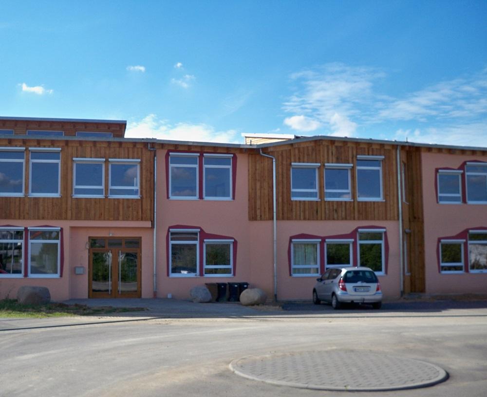 Johannes Schule Flein Fassade