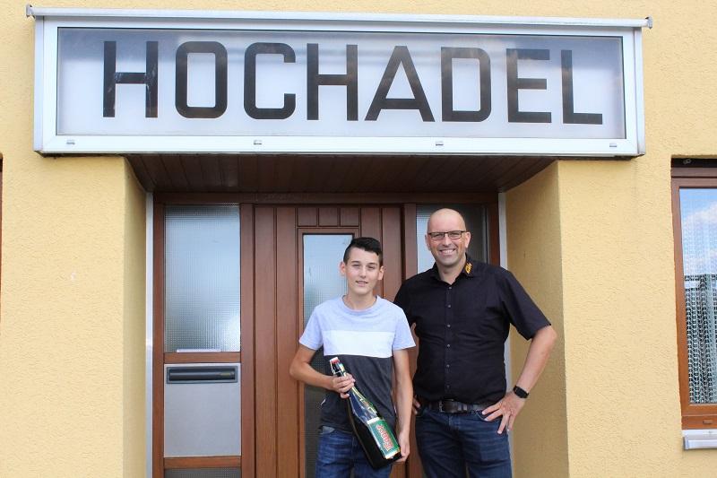 4. Platz Schreinerei Hochadel aus Kirchard