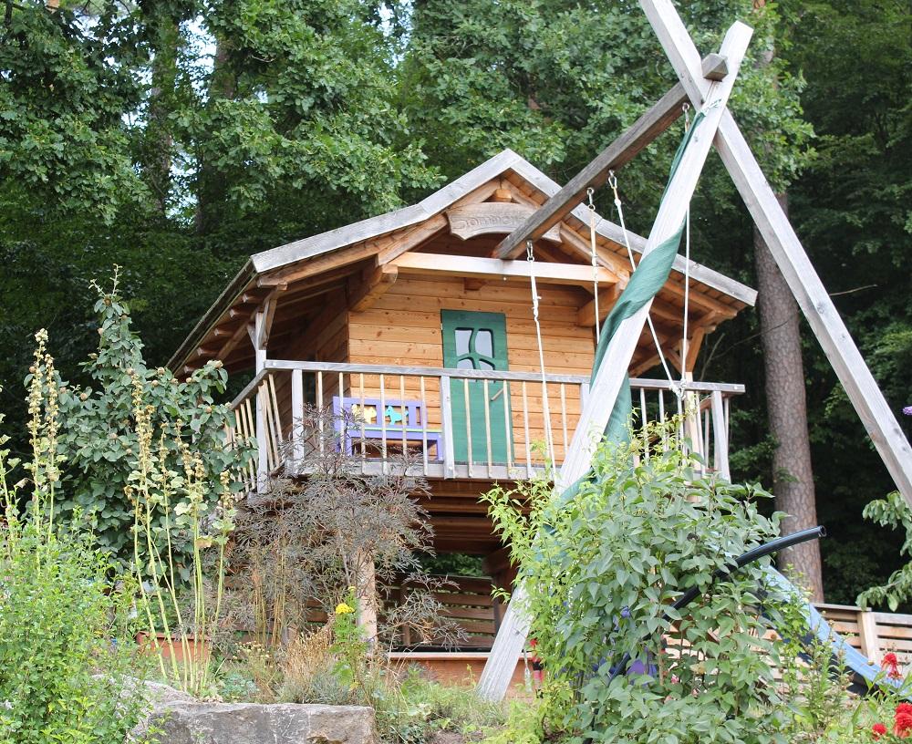 Kinderspielhaus bei Thomas Küppers in Wüstenrot-Greuthof